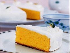 パンプキン ケーキ